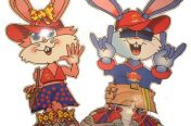 Promotional prop rabbit flats